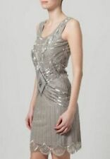 20's Frock and Frill Sleeveless Dresses for Women