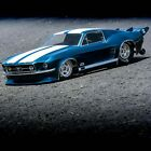 Proline Racing 1/10 1967 Ford Mustang GT 67 Clear Body Drag Car 357300 PRO357300