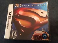 Superman Returns  (Nintendo DS, 2006) Brand New Sealed - Fast Shipping!