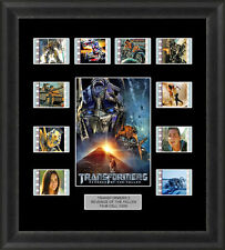Transformers 2 Revenge of the Fallen Framed 35mm Film Cell Memorabilia Filmcells