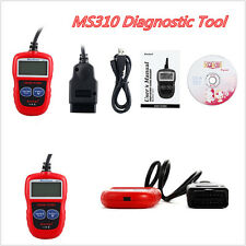MS310 Car Off-Road OBD2 EOBD Code Reader Fault Diagnostic Scanner Handhold Tool