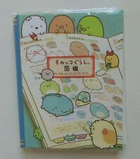 San-x Mini Memo Fold Out Book Stationery Kawaii  Sumikko Gurashi Stationery C