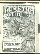The Pulp Era #75-1971-Pulp Fanzine-Edgar Rice Burroughs & The Action Pulps