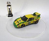 LIGIER JS2 #62 Le Mans 24 H 1973 Built Monté Kit 1/43 no spark MINICHAMPS