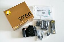 New ListingNikon D750 24.3 Mp Digital Slr Camera (Body Only)- w/ Original Box & Accessories
