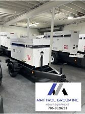 New Listingmultiquip Whisperwatt 25 Kwa Diesel Generator
