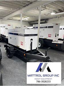 Multiquip Whisperwatt 25 Kwa Diesel Generator