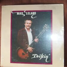 1985 MIKE LELAND DRIFTIN' 33LP RECORD ALBUM CHRISTIAN FOLK MUSIC GUITAR OKLAHOMA