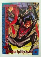 2013 Fleer Retro Marvel #46 Spider-Man Jim Cheung On-Card Auto Variant!