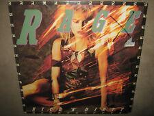 RAGE Nice N Dirty RARE SEALED PROMO New Vinyl LP 1983 BFZ-38460 NoCutOut