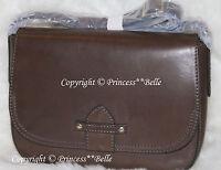 NWT! FRYE Italian Leather CASEY Crossbody Bag Purse Charcoal $328