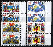 Berlin Postfrisch 1988 Wohlfahrt kompl.ausgabe west 818-821