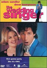 The Wedding Singer New Dvd Adam Sandler