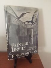 Painted Devils by Robert Aickman - Hardcover - BCE - Edward Gorey cover