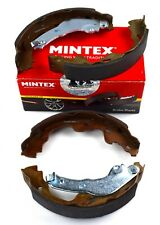 MINTEX REAR BRAKE SHOES SET PEUGEOT VAUXHALL TOYOTA MFR553 (REAL IMAGE OF PART)