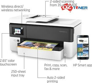 HP Officejet Pro 7720 A3 Wide Format All-in-One Printer+Duplex P/N:Y0S18A *NEW*
