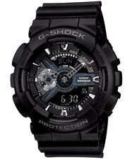 Casio G-Shock Analogue/Digital Mens Military Black Watch GA-110-1B