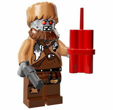 """COLLECTIBLE MINIFIGURE Lego The Lego Movie """"WILEY FUSEBOT""""  NEW 71004"""