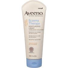 Aveeno Eczema Therapy Moisturizing Cream 140g /  207g