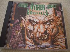 BLUE ÖYSTER CULT -  Godzilla - Live in New York CD Metal Mess Records NM