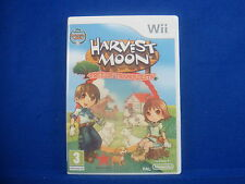 *wii HARVEST MOON TREE Of TRANQUILITY (NI) 10th Anniversary PAL UK Version