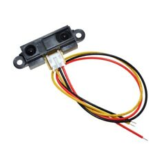 GP2Y0A21YK0F Sharp IR Analog Distance Sensor Distance 10-80CM Cable Arduino