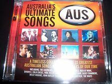 Australia's Ultimate Songs Rare Various (Australia) 2 CD – Like New