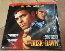Laser Disc Movie 1 disc joblot, collection. Bundle FROM DUSK TILL DAWN NTSC