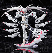 White Rock Shooter Action Figure Cosplay with Box 6""
