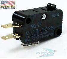 Omron Micro Limit Switch V 15 1c25 15a 125250vac E66d