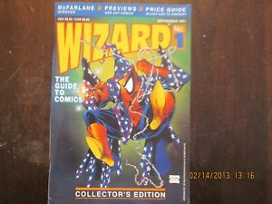Wizard #1 The Guide To Comics Todd McFarlane Cover and poster