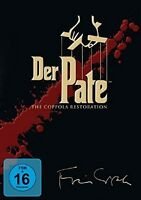 DER PATE I-III (RE) BOX AMARAY  3 DVD NEU COPPOLA,FRANCIS FORD