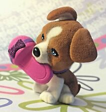 Barbie Great Puppy Adventure Playset Puppy with Pink Slipper ADORABLE!!!