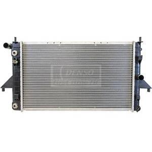 DENSO 221-9001 Radiator For 94-02 Saturn SC1 SC2 SL SL1 SL2 SW1 SW2