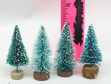 New Frosted Pine Trees  Accessories
