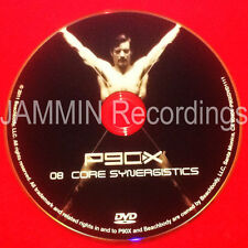 P90X - DVD 08 - DISC 8 - CORE SYNERGISTICS - OFFICIAL RELEASE (Only 1 DVD)