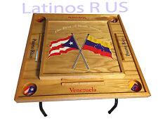 Puerto Rico & Venezuela Domino Table