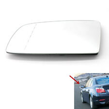 View Split Mirror Glass Heated Anti Blind Spot 6 AC Left for BMW E60 E63 E64 B00