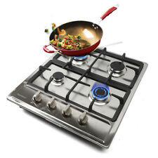 58*50cm stainless steel built-in gas cooktop Gas Stove Iron Pot frame Cooktop Us