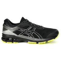 ASICS Men's Gel-Kayano 26 Lite-Show Black Running Shoes 1011A686.001 NEW