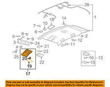 Saturn GM OEM 09-10 Vue-Map Light-Reading Lamp 96673794