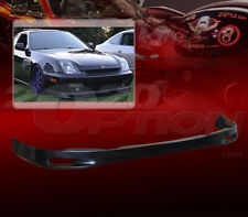 FOR HONDA PRELUDE 97-01 T-SP STYLE FRONT BUMPER LIP BODY KIT POLYURETHANE PU