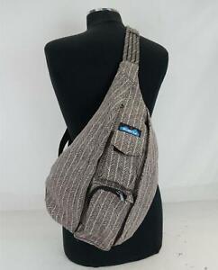 Kavu Backpack Sling Bag Women's Shoulder Strap Multi-Pockets Multicolor