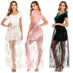 Fashion Sexy Women Dresses Slim Velvet Vintage Lace Winter Dress Plus Size S-5XL