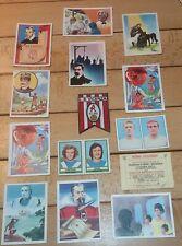 Lotto di 49 Figurine Panini - CALCIATORI - UOMINI ILLUSTRI - RISORGIMENTO