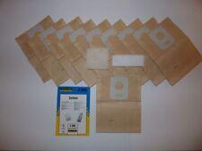 10 Vacuum Cleaner Bag for Alaska BS 1150 et Z 800 Z-ET Bestron K 4000 5000 RO 69