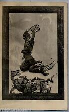 3° Reggimento Alpini Uff. centrale COSCG Udine WWII PC Circa 1915