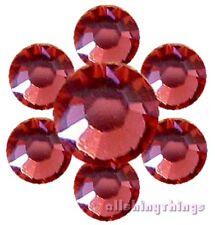 1440 pc. SWAROVSKI HOTFIX Rhinestones INDIAN PINK 10ss #2028 3mm SMALL