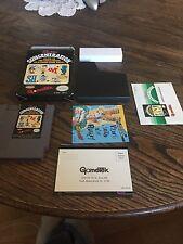 Classic Concentration Original Nintendo NES Cib Game PC4