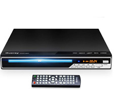 DVD Player, All Region Free DVD CD Recorded Disc Player with HDMI/AV Outp